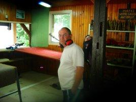 Gérard , un pilier du club de Venarey