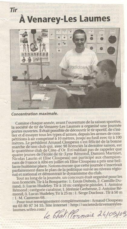 portes ouvertes article Châtillonnais