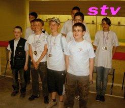 équipes école de tir 2011